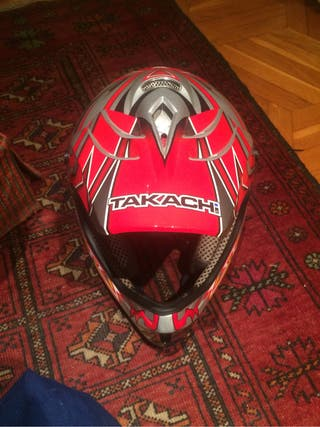 Casco Motocross o Quad