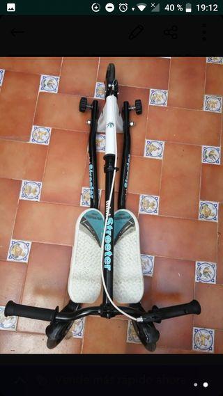 Patinete 3 ruedas niño