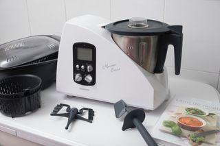 Robot de cocina Silvercrest o Silver Crest (Lidl).