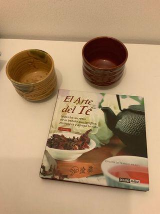 Libro el arte del te