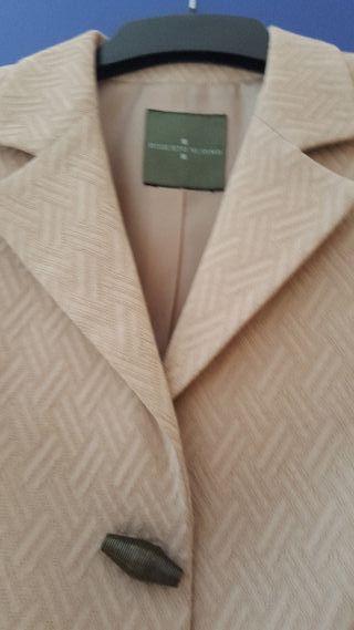 vestido y chaqueta Roberto Verino