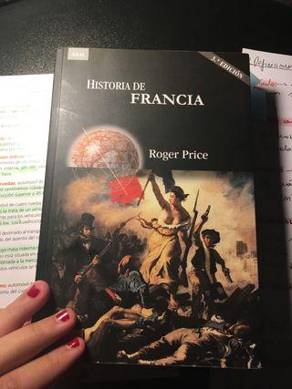 Historia de Francia 3º edición