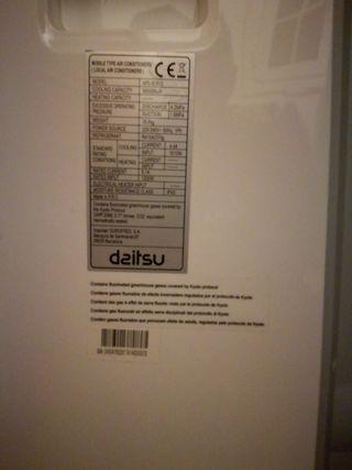 aire acondicionado Fujitsu daitsu