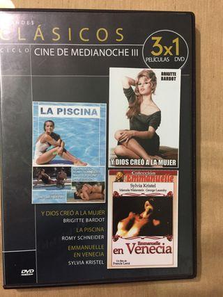 Cine de Medianoche III
