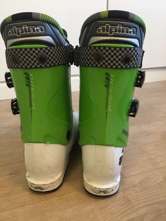 Botas esquí junior - talla 39