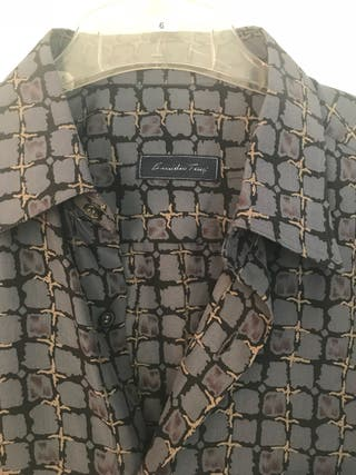 Camisa caballero de Emidio Tucci talla 5. Nueva