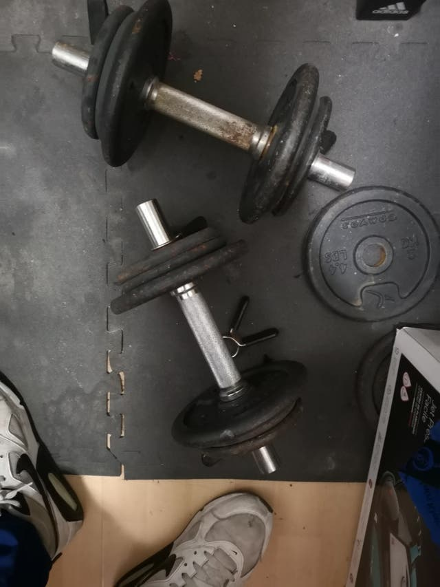 Jaula de potencia Adidas Crossfit y Gimnasio