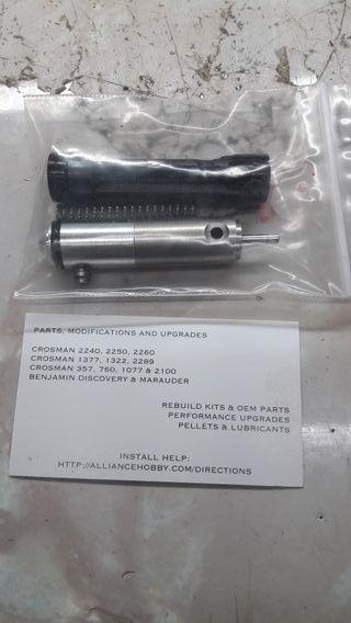 Válvula para carabina pr900w de segunda mano por 50 € en Madrid en