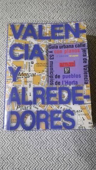 Callejero Valencia y Alrededores