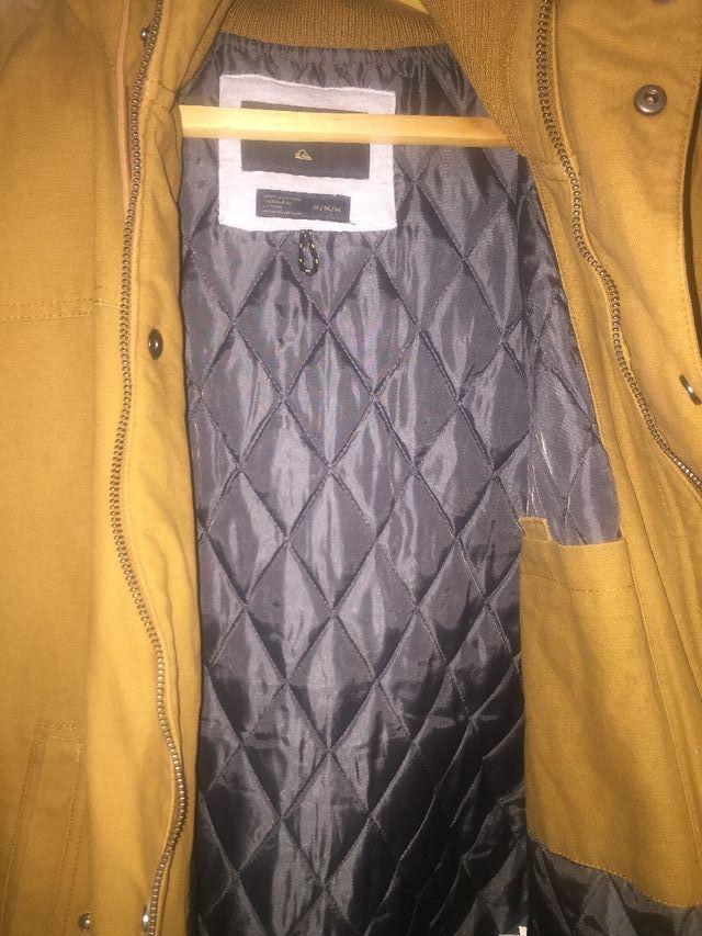 chaqueta quicksilver