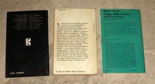 Lote 3 libros antiguos