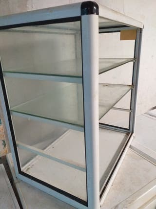 vitrinas de aluminio
