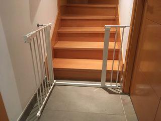 Barrera de seguridad de escaleras