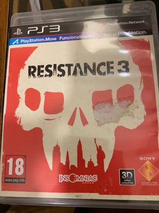 Resistence 3. Ps3.playstation 3