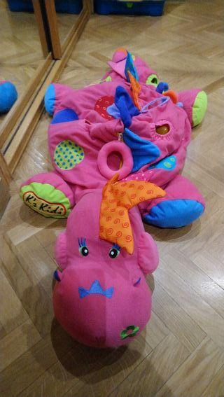 Parque infantil Dragon de bolas