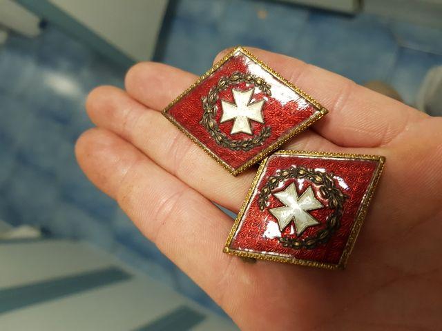 insignias militares antiguas