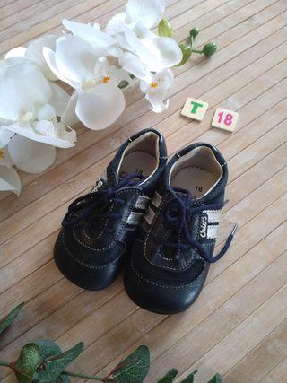 zapatos Talla 18 para 9/12 meses
