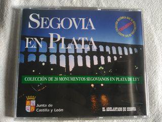 Segovia en plata