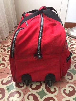 Con Tamaño Kipling Cabina Viaje Por Bolsa Ruedas Segunda Mano 20 De f7Ybgyv6