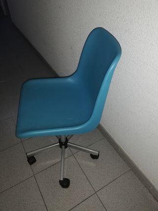 En Coslada € Silla De Escritorio Segunda Mano Ikea Por 10 Azul dxhrtsCQ