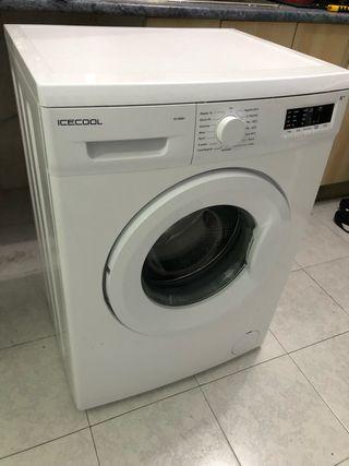 Lavadora icecool , lavadora, lavadora seminueva