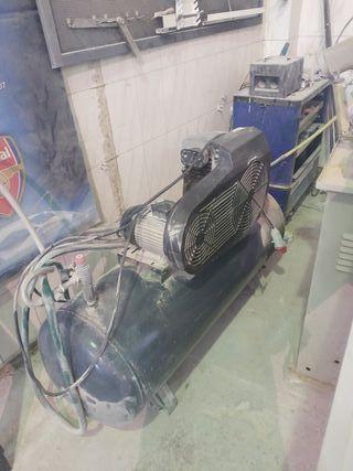Compresor Industrial grande