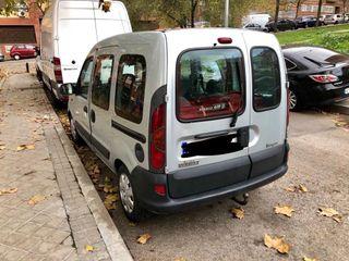 Renault Kangoo camper