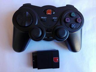 mando inalámbrico para PS2