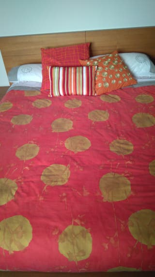 lote funda nórdica+cojines, cama 160 x 2m o 150