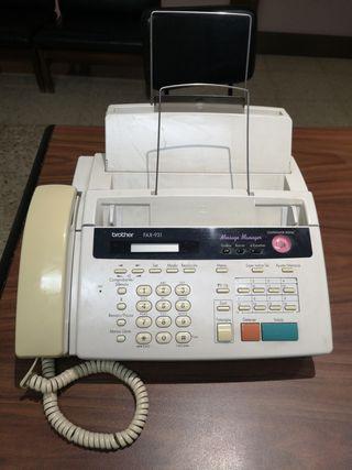 Teléfono y fax
