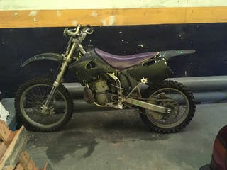 Kawasaki kx 250 2 t