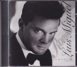 CD. Luis Miguel - Romances