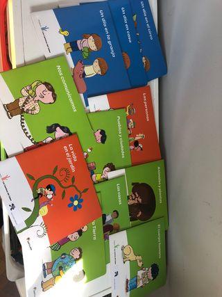 Once Libros infantiles primeros lectores