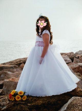 Vestido comunión La Reja