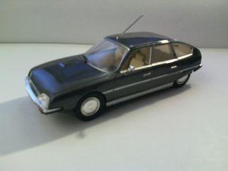 Maqueta Citroën CX 1:43
