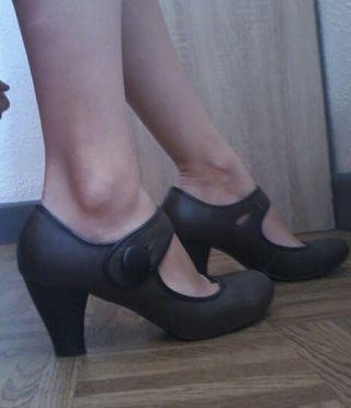 zapatos 39 casi nuevos