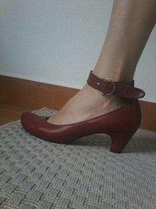 zapatos piel 39