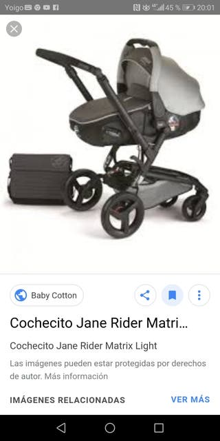 carrito bebe, jane
