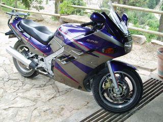 SUZUKI GSX 1100FN 140CV