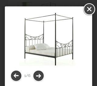 cama dosel 150