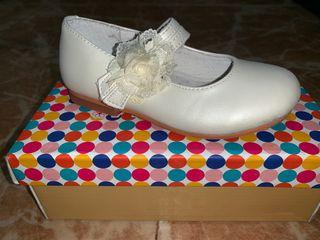 Zapato niña número 26