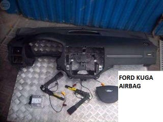 TABLEAU DE BORD AIRBAGS CEINTURES FORD KUGA