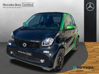 smart fortwo 2018