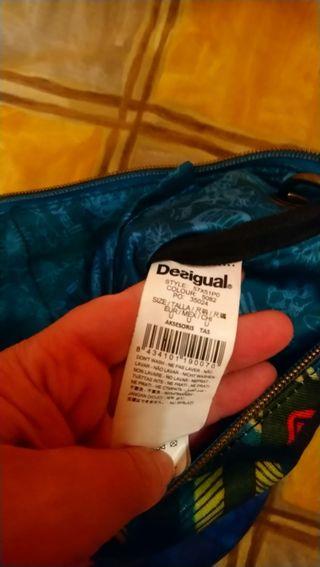 bolso desigual original