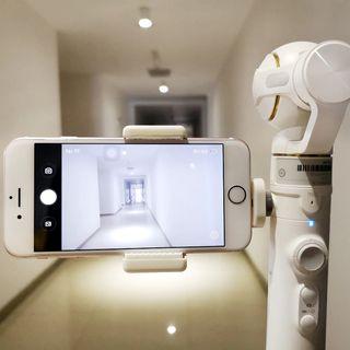 Xiaomi Mi Dron 4 K Gimbal y adaptador