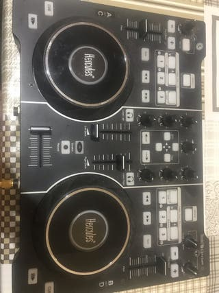 Tabla DJ
