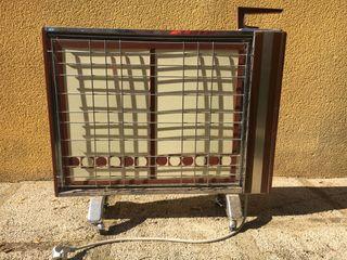 Radiador Eléctrico años 70
