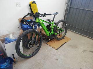 Bicicleta eléctrica Giant Stance E+ 2 2019