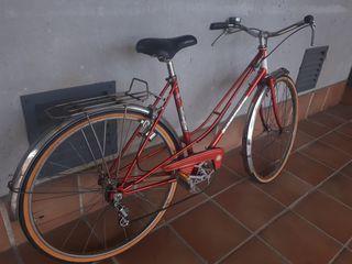 Bicicleta clásica motobecane