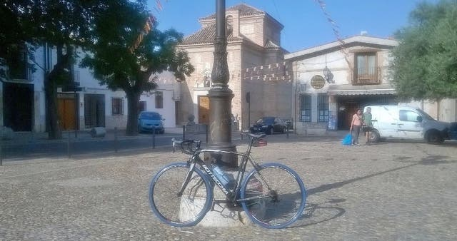 Bicicleta Botecchia de Carretera.